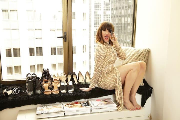 Isa Tapia, Shoe Designer