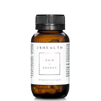Hair + Energy Formula