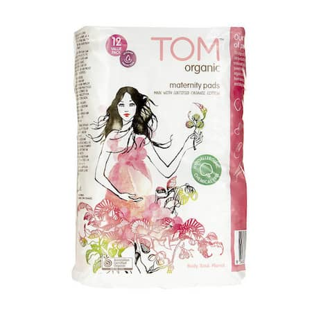 toms maternity pads