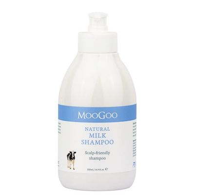 Natural Milk Shampoo